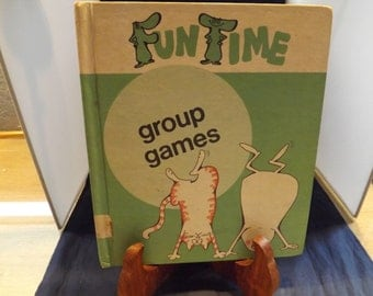 Fun Time Group Games Book