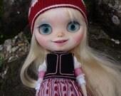 Ooak Custom Blythe Doll RESERVED FOR MINAKO (second part)