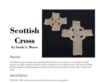 Scottish Cross Pattern