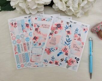 BOHO CHIC, planner stickers, planner accessories