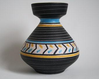 Large Uebelacker Keramik / Ü - Keramik vase