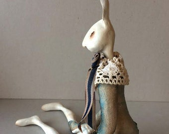 "Art doll ""Rabbit"""
