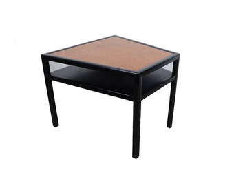 Side Table Trapezoidal Michael Taylor for Baker from the New World Collection
