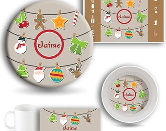 top christmas dinnerware set name dishes melamine christmas plate kids bowl christmas with nikko holiday dishes  sc 1 st  thisnext.us : kids christmas dinnerware - pezcame.com
