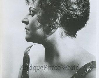 Nadezda Kniplova opear soprano singer vintage photo