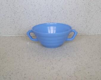 Hazel Atlas Moderntone Soup Bowl