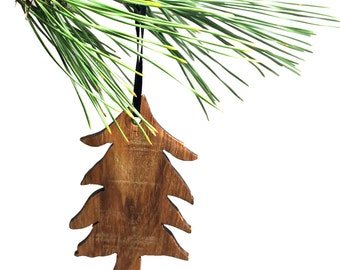 Eco-Friendly Christmas Ornament