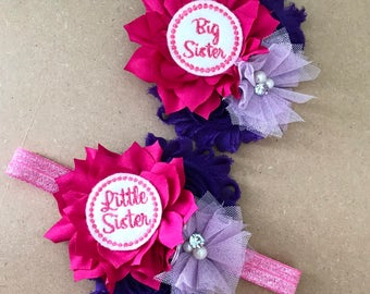 Big & little sister clip/listing is a for a single item