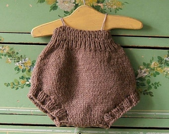 Wool Soaker Cloth Diaper Cover Hand Knit Night Nappy Cover Llamajama In Stock Worldwide Shipping
