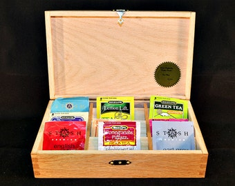 27. Tea Box
