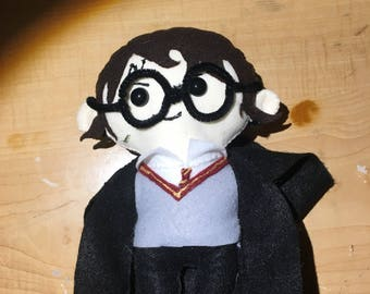 Harry Potter Felt Doll