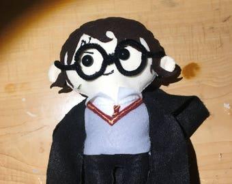 Harry Potter Felt Doll