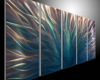 Original Abstract Wall Art. Modern Metal Sculpture Wall Art. Metal Wall Art. Home Decor.Modern 3D Painting Wall Art