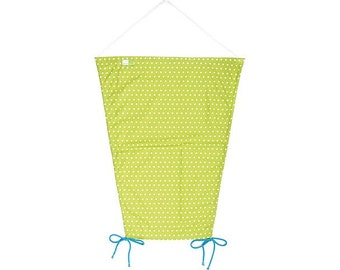 SAMSON awning dots lime