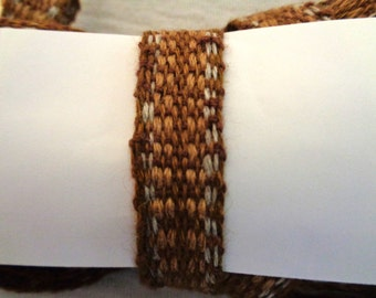 18th Century style Woven Linen tape Length