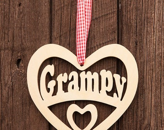 Grampy plaque