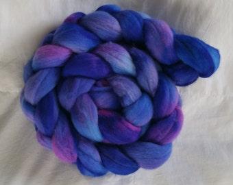 Hand Painted Merino Wool - Merry and Bright