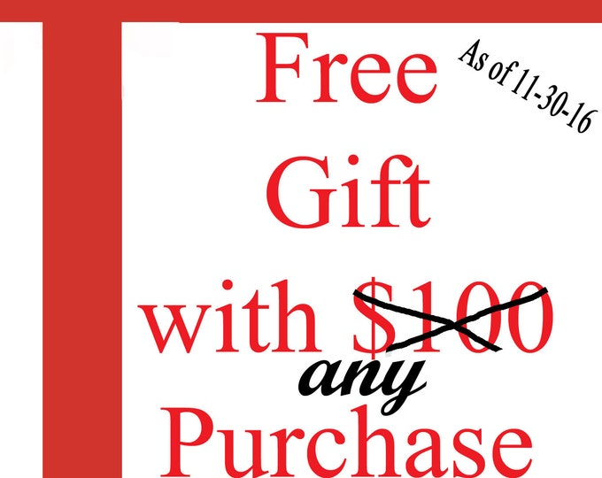 Jeweledluv Free Gift with Purchase Gift for Her Gift for Him ladies womens mens Jewelry Jewellery Jewellry sale