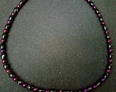 Pentacle choker or children's necklace