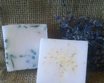 Natural Goat Milk Soap - Relaxing