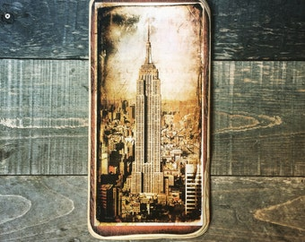 Empire State - 8x16 in.