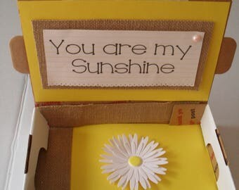 Care Package Flaps  You Are My Sunshine