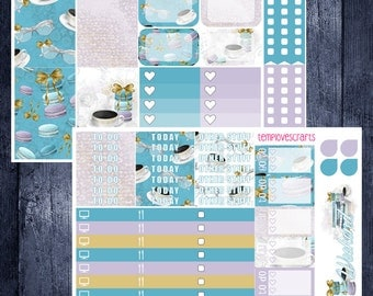 Weekend Morning Kit for Happy Planner