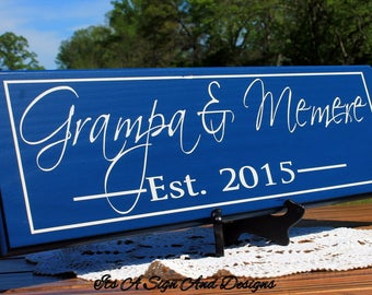 Memere Gift, Grampy Gift, Pregnancy Reveal to Parents, Granny Gifts, Awesome Granny, Pregnancy Announcement, Grandpa Gift, Grandmother Gift