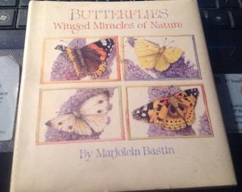 BUTTERFLIES by Marjolein Bastin
