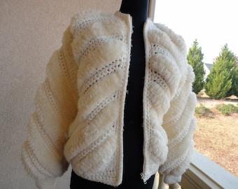 Vintage Cee Sweater/Jacket