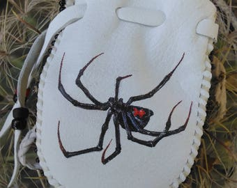 Spider Woman Medicine Bag