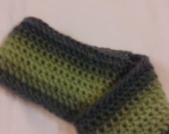 Head Band, Ear Warmer, Crocheted