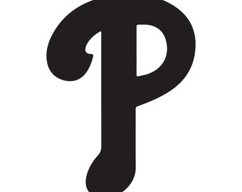 Philadelphia Phillies Vinyl Sticker