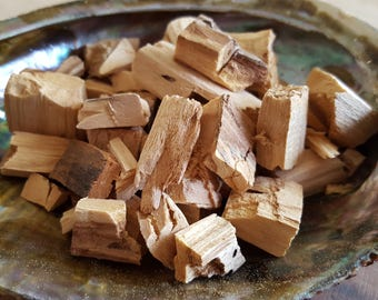 Palo Santo Holy Wood chunks (Burseara Graveolens) sustainably harvested, Reiki infused