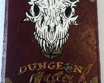 Custom made journals,spell binder,handmade binder,personalized cover,Halloween props