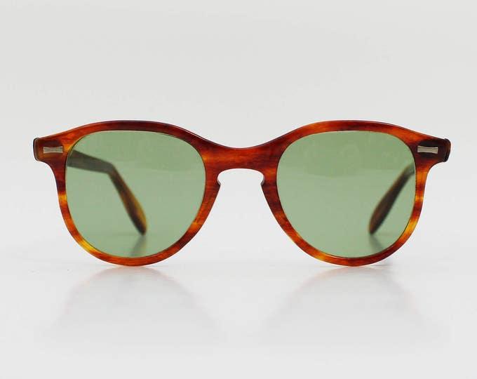 1950s Tortoise Shell Sunglasses - Vintage 50s Women's Sunglasses