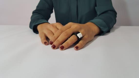 VIGGO Perspex Ring