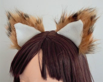 Leopard Cosplay Ears