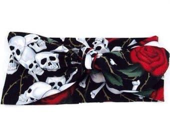 SALE SALE SALE Rockabilly bandana- PinUp- vintage inspired