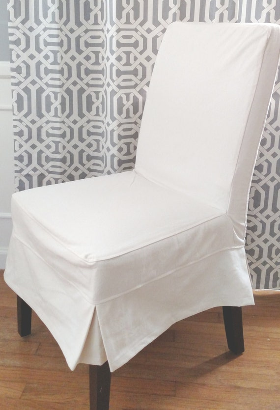 Pottery Barn Napa Chair Slipcover By Customchaircoverings