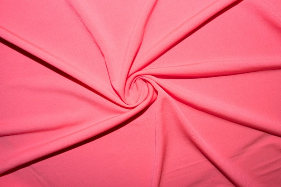 Neon Pink Solid ITY 2-...