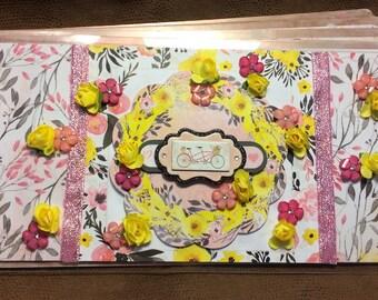Springtime, Floral Mini Album