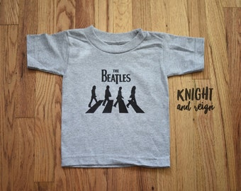 The Beatles Toddler Infant Shirt Onesie