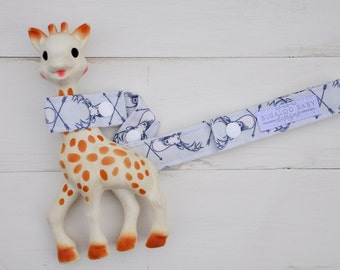 Toy Leash / Toy Strap - Hipster Stag - Deer - Arrows