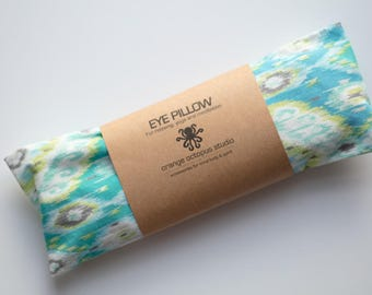 Eye Pillow, Eye Mask, Lavender Eye Pillow, Relaxation, Yoga, Meditation, Aromatherapy Eye Pillow