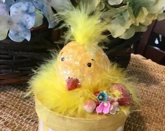 Darling OOAK Easter Treat Box