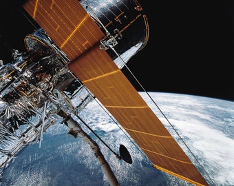 Hubble Telescope Picture, Space Photo