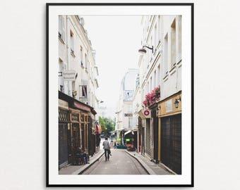 Paris Photograph Paris Print Paris Street Photography Paris Decor Home Decor