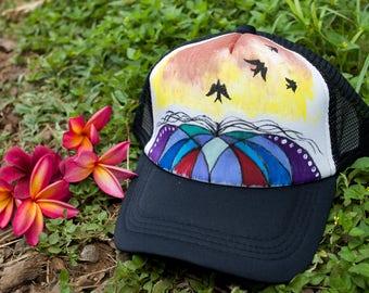 Fly High Trucker Hat
