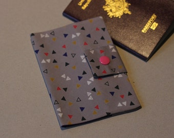 Protects Passport reason tart with closure by pressure